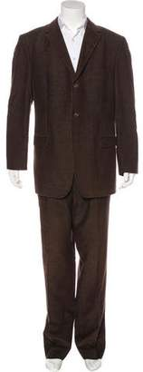 Burberry Kent Moscow Corduroy Suit