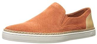 UGG Women's Adley Perforated Fashion Sneaker