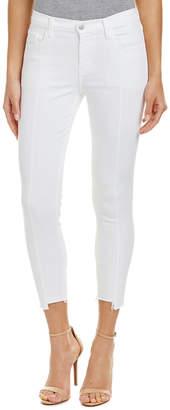 J Brand Blanc Pintuck Skinny Leg