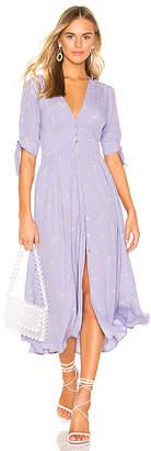 AUGUSTE X REVOLVE Clementine Tie Dress