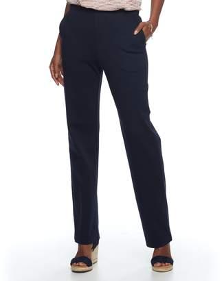 Croft & Barrow Women's Pull-On Knit Lounge Pants