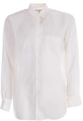 Comme des Garcons Semi-sheer Shirt