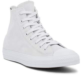Converse Chuck Taylor All Star Leather High Top Sneaker (Unisex)