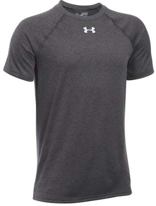Under Armour Boys' UA Locker Short Sleeve T-Shirt
