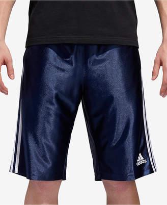 "adidas Men's Dazzle Tricot 11"" Shorts"