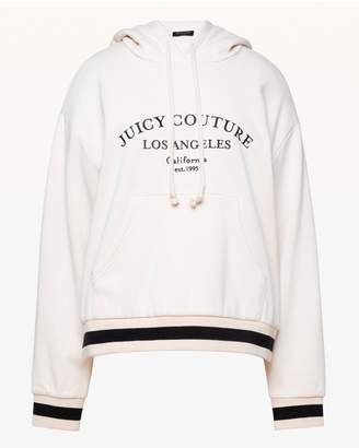 Juicy Couture Juicy Los Angeles Fleece Hooded Pullover