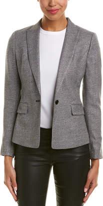 Reiss Hampstead Tailored Wool-Blend Jacket