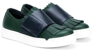 Marni fringe detail sneakers