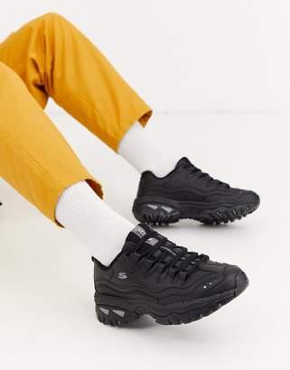 Skechers Black Trainers For Men ShopStyle UK