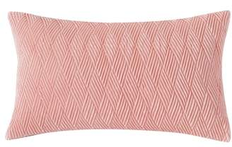 Kensie Thea Embroidered Accent Pillow