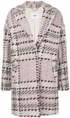 Blugirl knitted midi coat