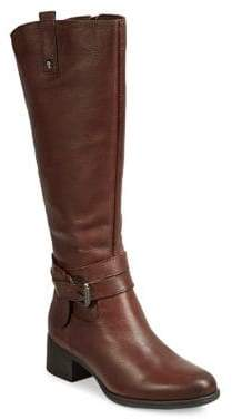 Naturalizer Kim Leather Riding Boots