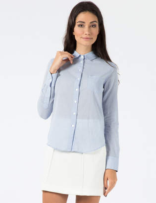 Band Of Outsiders Blue Easy Shirt