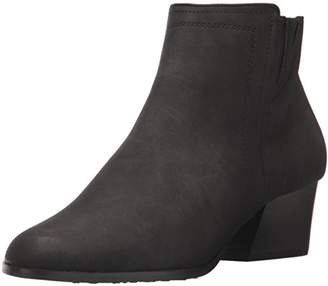 SoftStyle Soft Style by Hush Puppies Women's Gleda Ankle Bootie