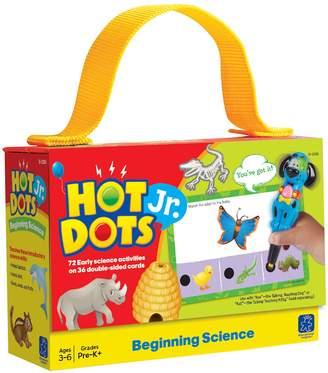Educational Insights Hot Dots Jr. Beginning Science Card Set