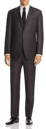 Canali Water-Resistant Birdseye Stripe Classic Fit Suit