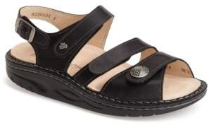 Finn Comfort 'Tiberias' Leather Sandal