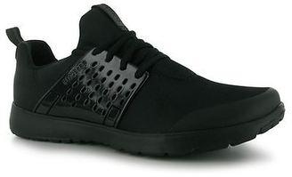 b2de7530e6 Firetrap Mens Sir Alex Fashion Trainers Lace Up Sports Cushioned Insole  Shoes
