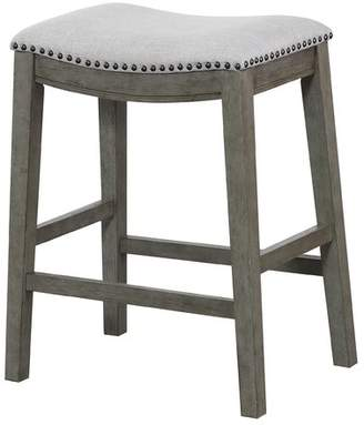 Rosecliff Heights Clewiston Counter Saddle Stools