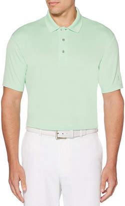 PGA Tour TOUR Easy Care Short Sleeve Mesh Polo Shirt
