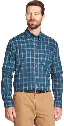 Arrow Men's Heritage Classic-Fit Plaid Twill Button-Down Shirt