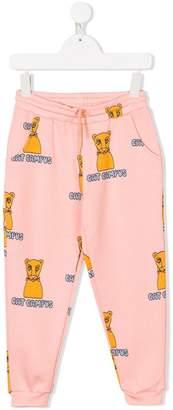 Mini Rodini Cat Campus sweatpants