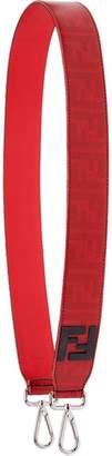 Fendi logo shoulder strap