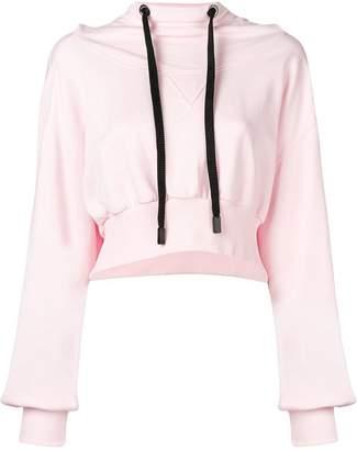 NO KA 'OI No Ka' Oi contrast drawstring hoodie
