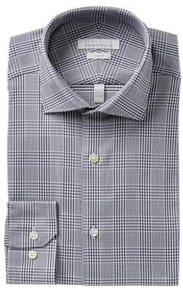Perry Ellis Slim Fit Tech Shirt