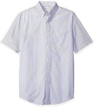 Dockers No Wrinkle Short Sleeve Button-Front Shirt