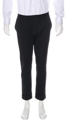 ATM Anthony Thomas Melillo Knit Cuffed Cropped Pants