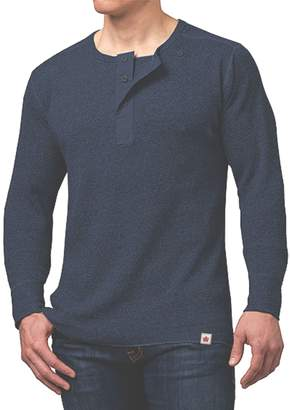 Stanfield's Heritage Long-Sleeve Waffle Henley