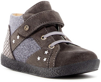Naturino Glitter Hi-Top Sneaker (Baby & Toddler) $77.95 thestylecure.com