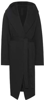 Rick Owens cotton coat