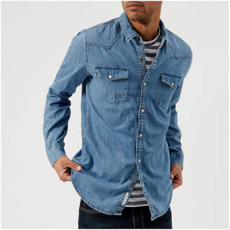 Tommy Jeans Men's Denim Shirt
