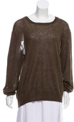 OAK Linen Lightweight Sweater
