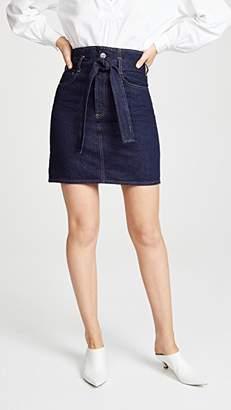 3x1 Kelly Paperbag Skirt