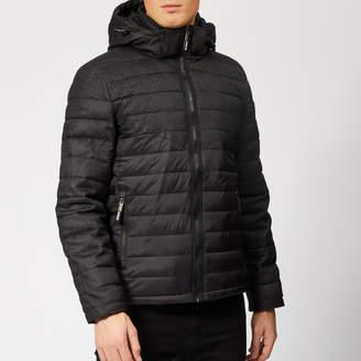 Superdry Men's Tweed Mix Fuji Jacket