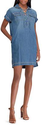 Chaps Allison Short Sleeve Dress