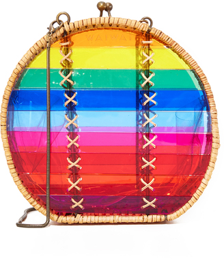 WaiWai Jabuticaba Bag $563 thestylecure.com