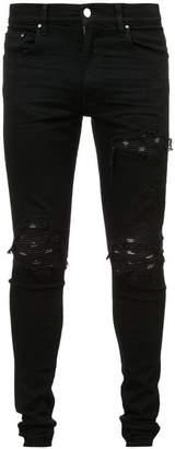 Amiri Bandana MX1 jeans