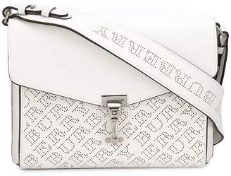 Burberry Small Perforated Logo Crossbody Bag