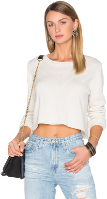 House of Harlow x REVOLVE Stevie Chunky Sweater $158 thestylecure.com