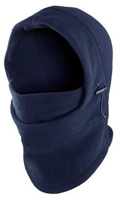 Deluxe Comfort Polar Ex Fleece 6 In 1 Hood Blue
