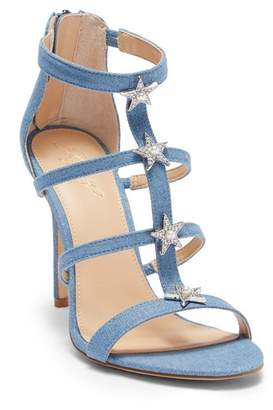 Badgley Mischka Gordie Embellished Sandal