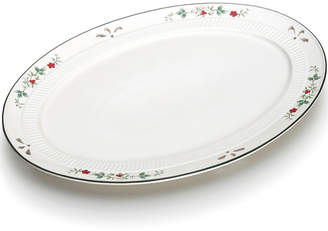 Pfaltzgraff Winterberry Oval Serving Platter