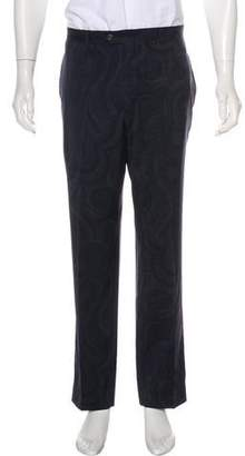 Etro Wool Dress Pants