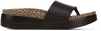Donald J Pliner FIFI19, Nappa Leather Platform Sandal