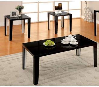 Hokku Designs Latanya 3 Piece Coffee Table Set