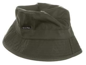 Rains Woven Bucket Hat